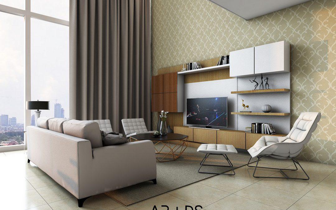 CW Apartemen – Interior