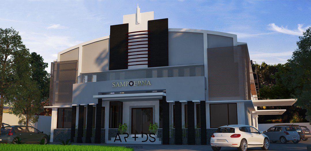 HM Sampoerna Bandar Lampung – Arsitektur