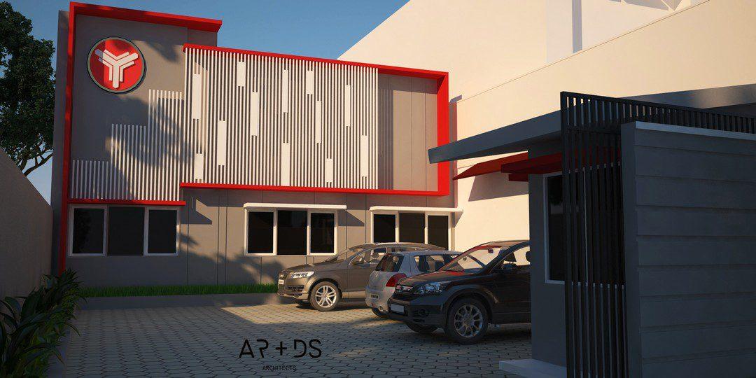 HM Sampoerna Medan – Arsitektur