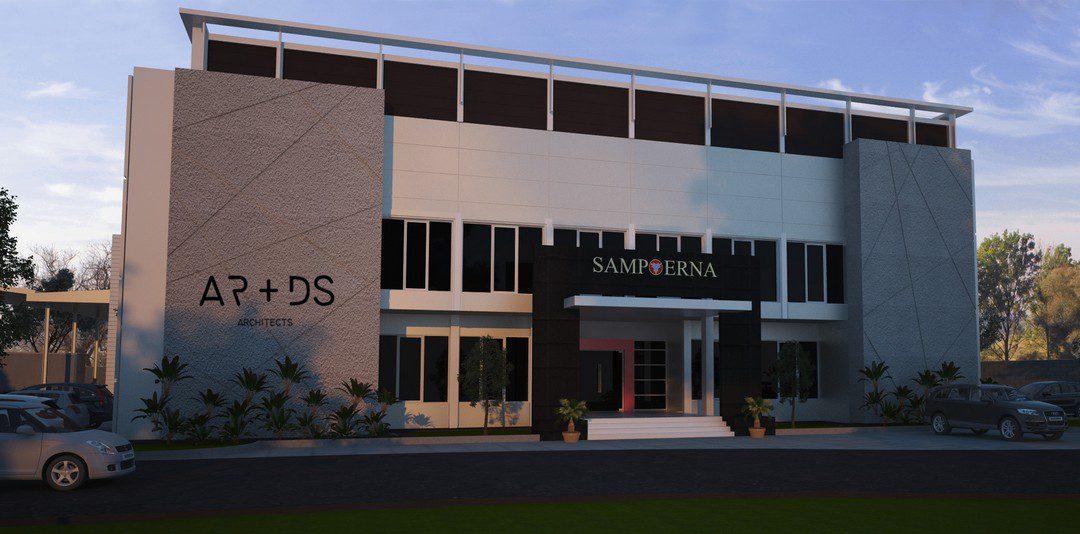 HM Sampoerna Medan (Pusat) – Arsitektur
