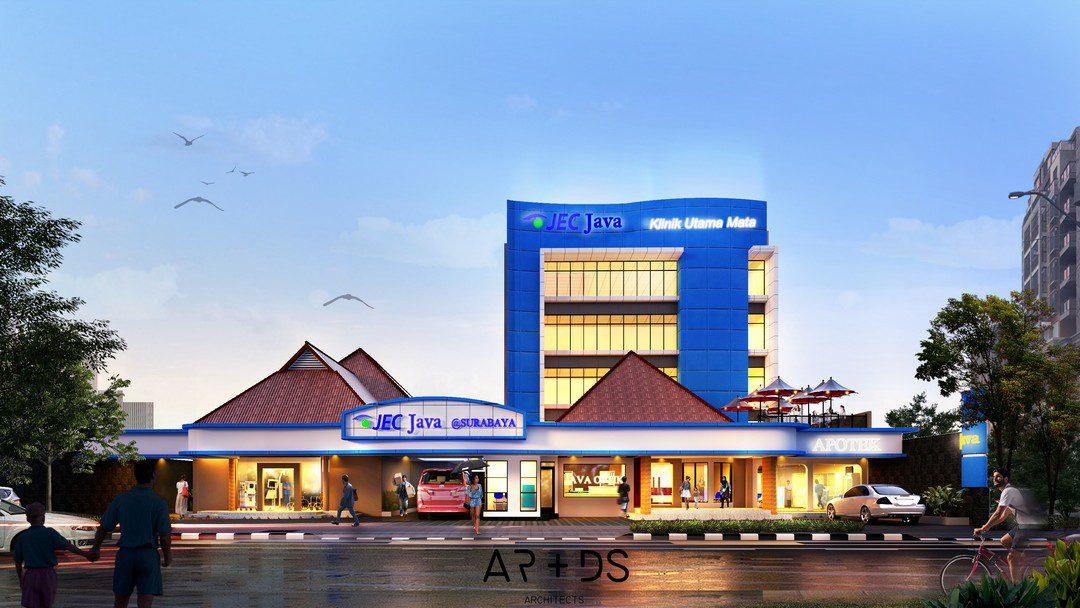 JEC Java – Surabaya – Arsitektur