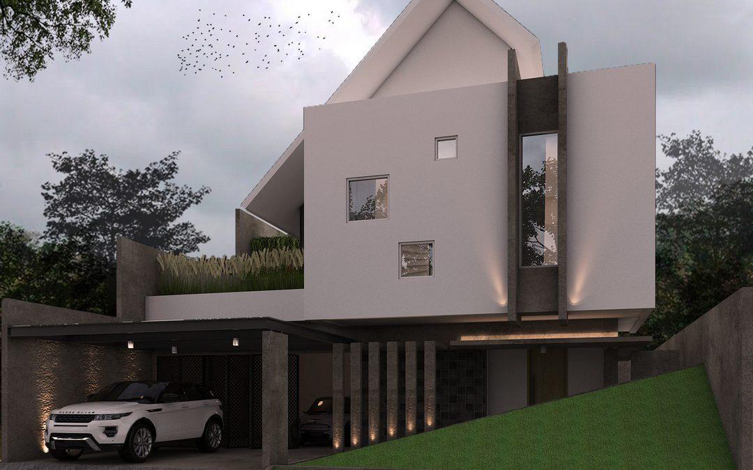 RM House – Arsitektur