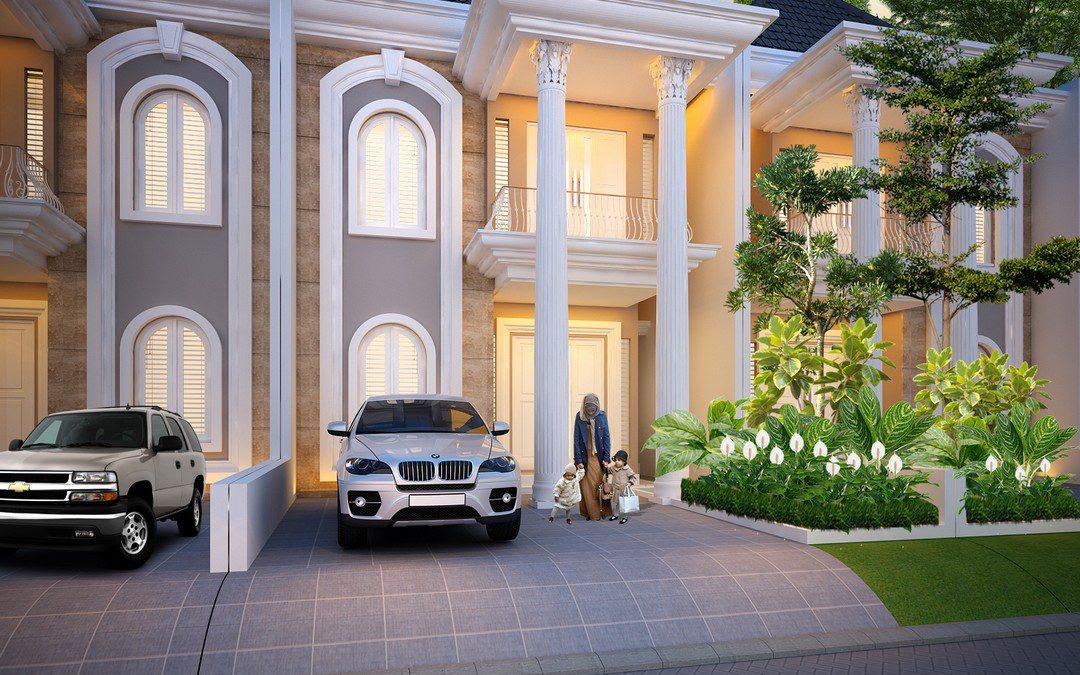 RN House – Arsitektur