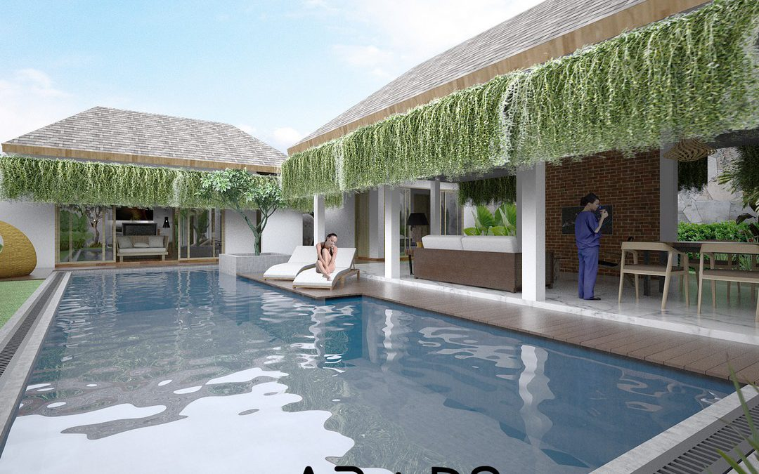 Villas Bali – Arsitektur