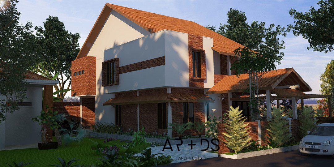 WD Solo House – Arsitektur